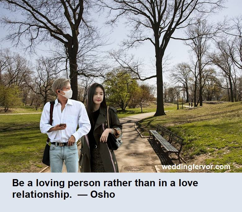 loving person