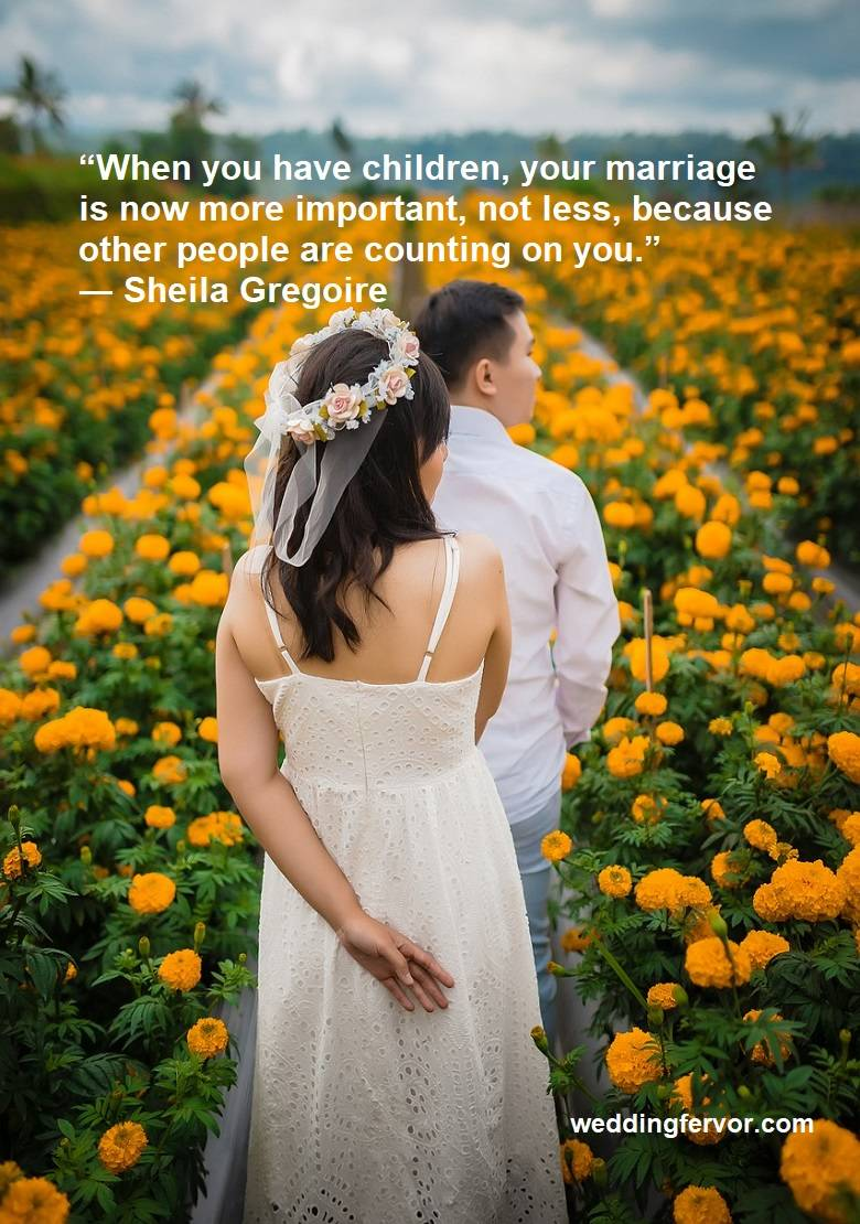 wedding and marriage quote