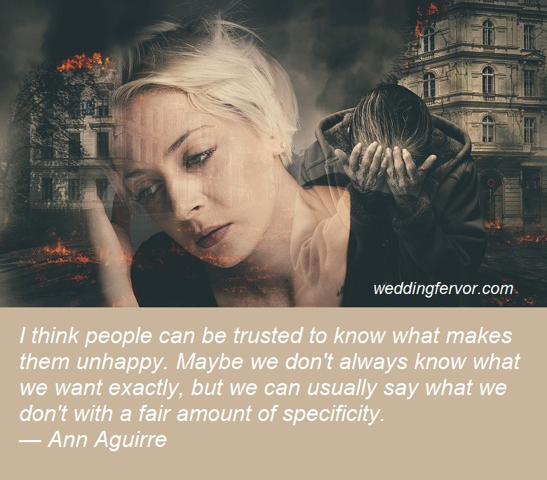 unhappy quotes