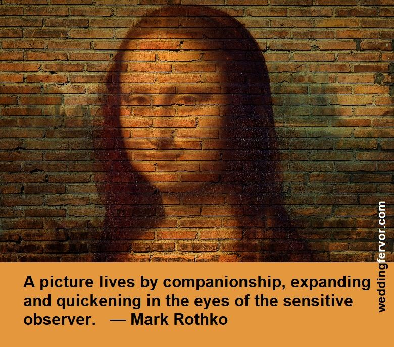 mona lisa related quote