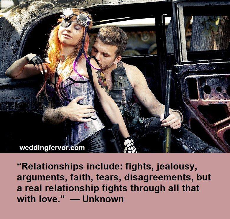 punk relationship