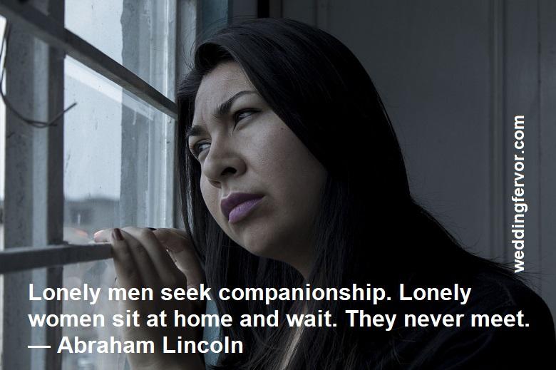 lady needs companionship