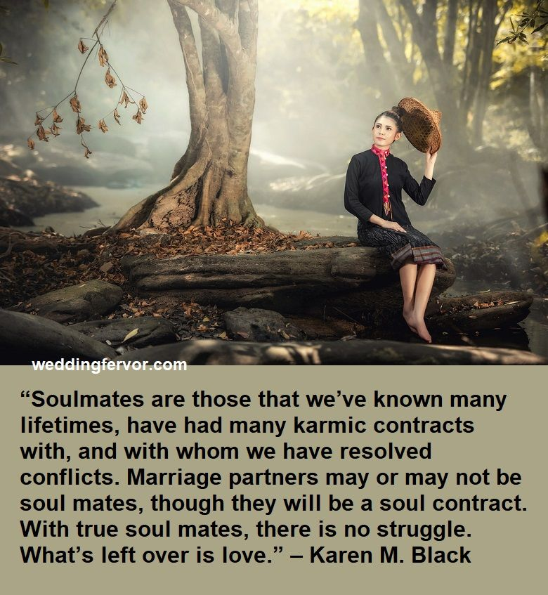 doulmate quotes