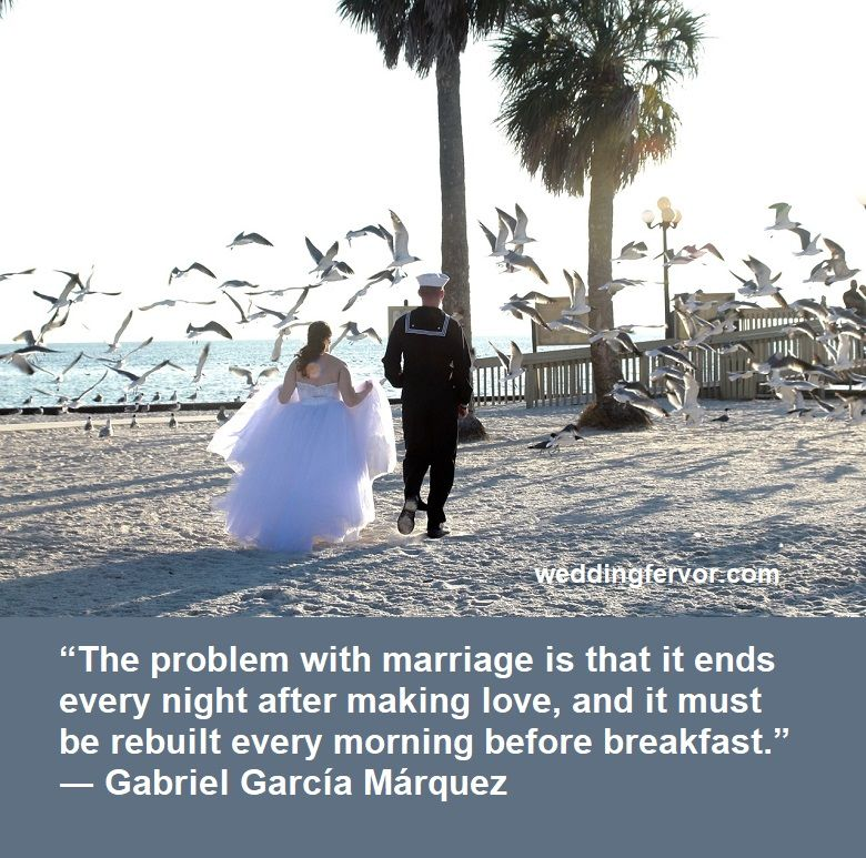 marriage and wedding quote